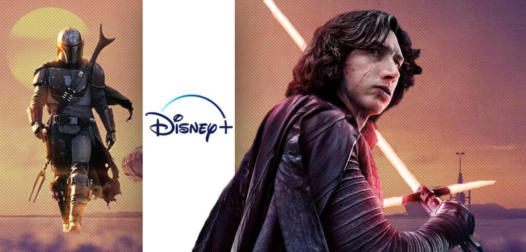 Star Wars bei Disney+