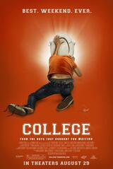 College Hangover - Poster