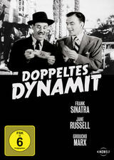 Doppeltes Dynamit - Poster