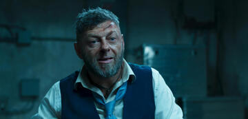 Andy Serkis in Black Panther