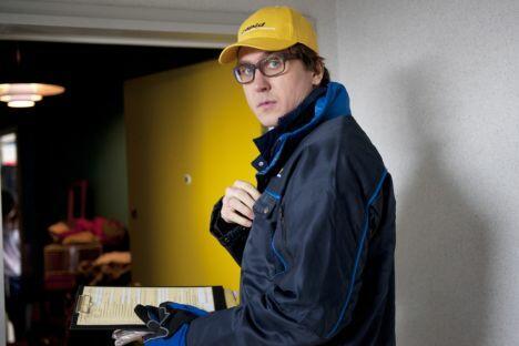 Lars Eidinger in Tatort - Borowski und der stille Gast