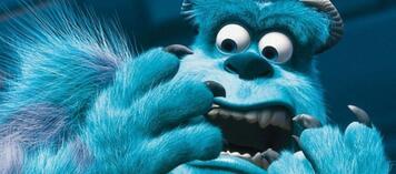 Sulley aus der Monster AG ist gar nicht so fürchterlich