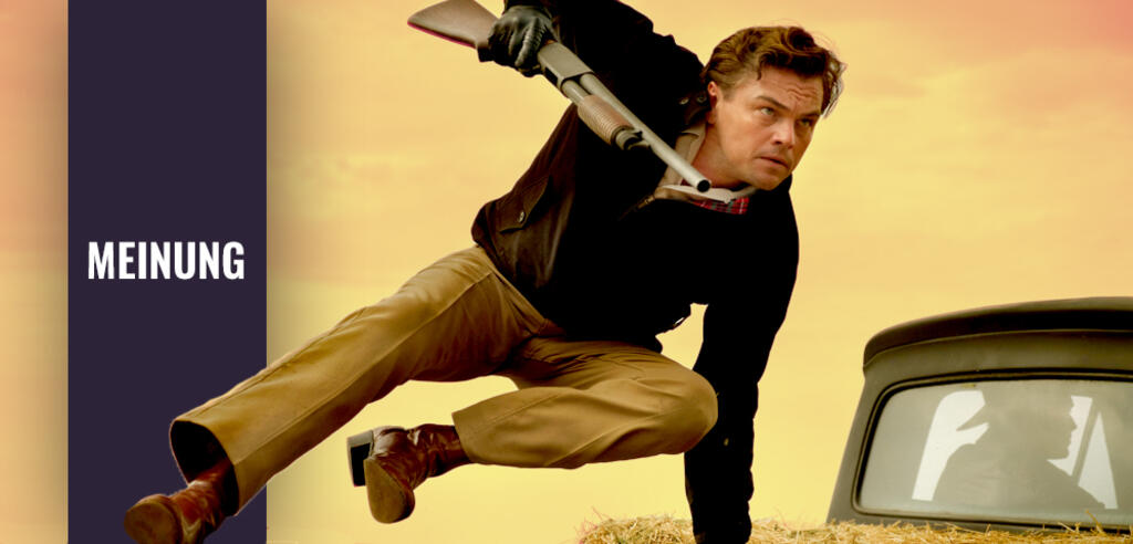 Once Upon a Time in Hollywood: Gewalt im Anmarsch