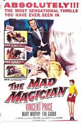 Der wahnsinnige Zauberkünstler - Poster