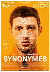 Synonymes Poster