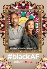 #blackAF - Poster
