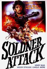 Söldner Attack - Poster