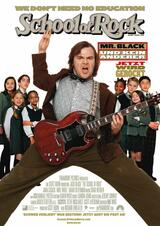 School of Rock - Poster
