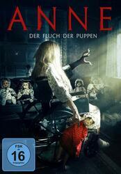 Anne - Der Fluch der Puppen Poster