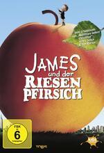 James und der Riesenpfirsich Poster