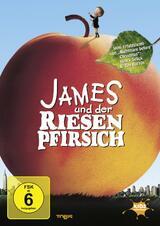 James und der Riesenpfirsich - Poster