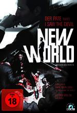 New World - Zwischen den Fronten Poster