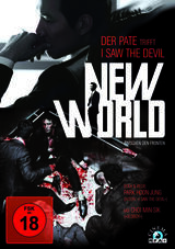 New World - Zwischen den Fronten - Poster