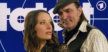 Bild zu:  Der neue Lena Odenthal-Krimi Tatort - Tödliche Häppchen