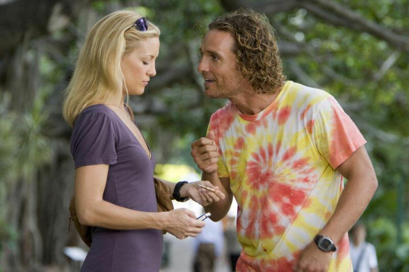 Ein Schatz zum Verlieben mit Matthew McConaughey und Kate Hudson