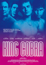 King Cobra - Poster