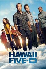 Hawaii Five-0 - Staffel 8 - Poster