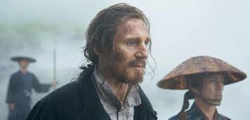 Bild zu:  Liam Neeson in Silence