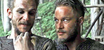 Vikings: Floki und Ragnar in Staffel 1