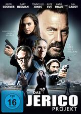 Das Jerico Projekt - Im Kopf des Killers - Poster