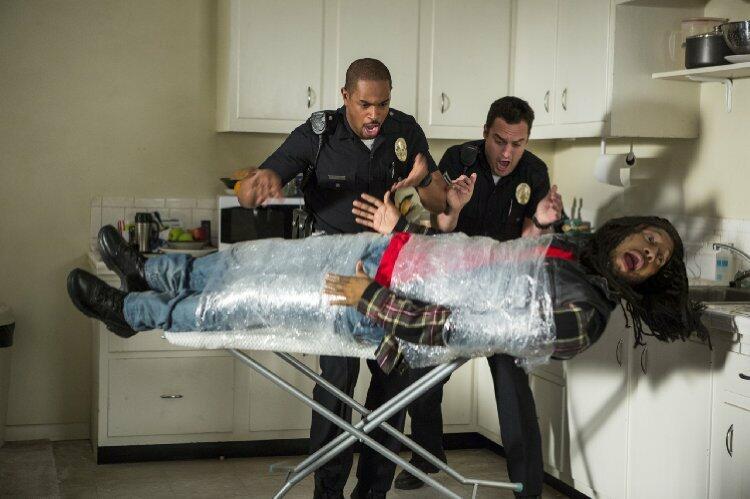 Let's be Cops - Die Party Bullen mit Jake Johnson, Damon Wayans Jr. und Keegan-Michael Key