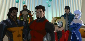 Die Task Force X in Suicide Squad: Hell to Pay.