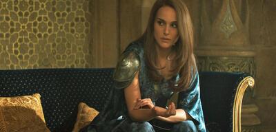 Natalie Portman inThor 2: The Dark Kingdom