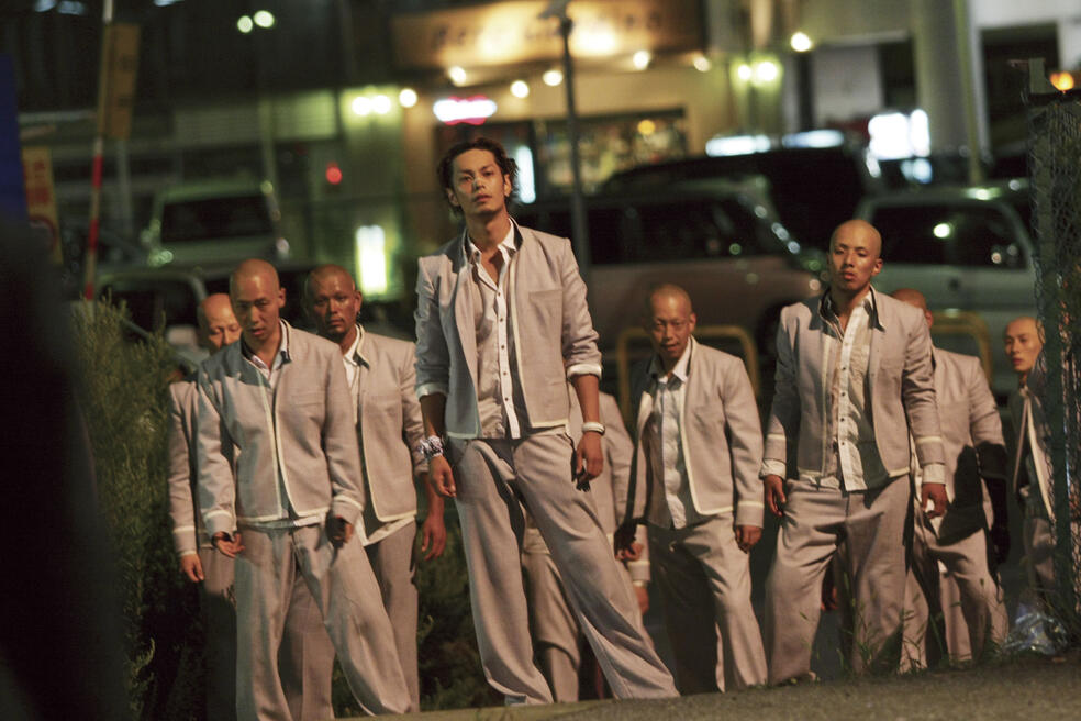 The Crows Are Back: Crows Zero II - Photo7