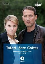 Tatort: Zorn Gottes - Poster