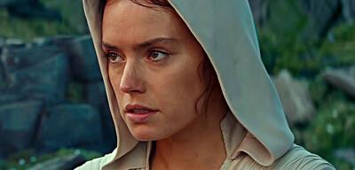 Rey in Der Aufstieg Skywalkers