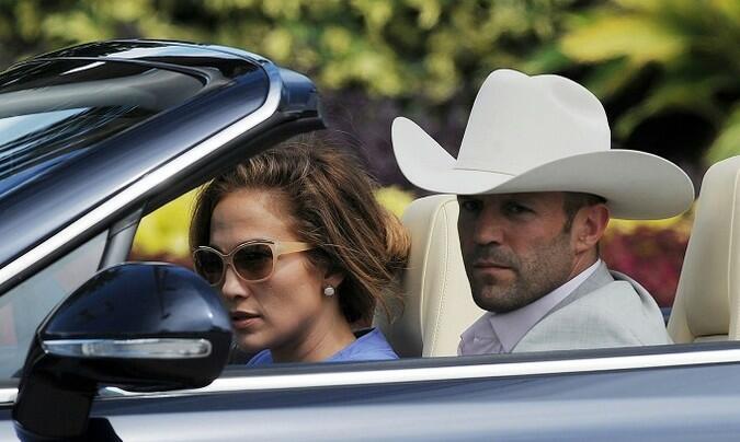 Parker mit Jason Statham und Jennifer Lopez
