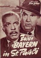 Zwei Bayern in St. Pauli