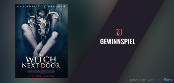 Gewinnspiel: The Witch Next Door