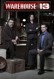 Warehouse 13 - Poster