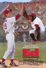 Ed - Die affenstarke Sportskanone - Poster
