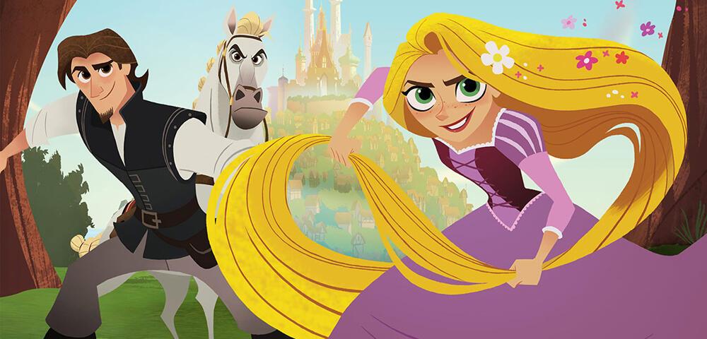 Rapunzel Alles Was Ihr Zu Der Disney Serie Wissen Müsst