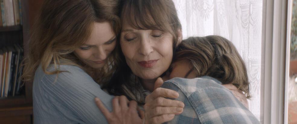 Das Familienfoto mit Vanessa Paradis, Chantal Lauby und Camille Cottin