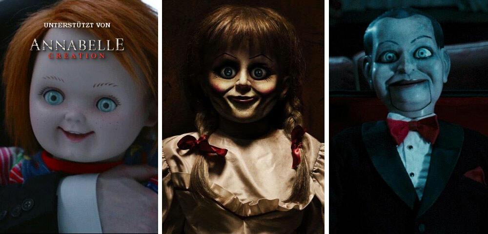 Warum Sind Horror Puppen So Gruselig Teil 2 News