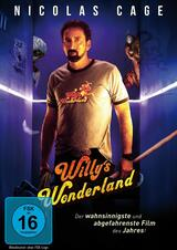 Willy's Wonderland - Poster