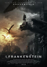 I, Frankenstein - Poster