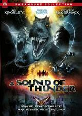 A Sound of Thunder - Poster