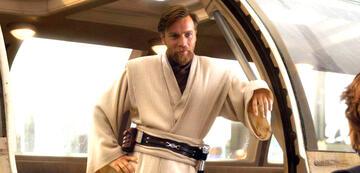 Noch hat er gut lachen: Obi-Wan vor der Flucht nach Tattooine.