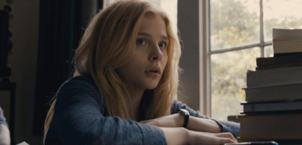 Chloe Moretz als Carrie