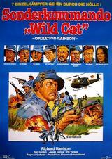 Sonderkommando Wild Cat - Poster