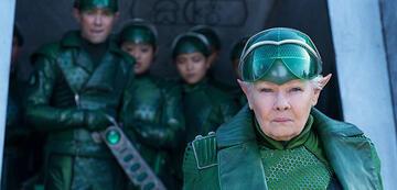 Artemis Fowl: Judi Dench als Commander Root