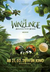Die Winzlinge - Abenteuer in der Karibik Poster