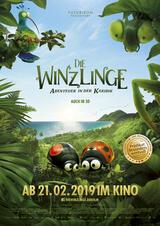 Die Winzlinge - Abenteuer in der Karibik - Poster