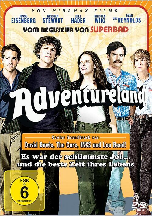 Adventureland Film 2009 Moviepilot De