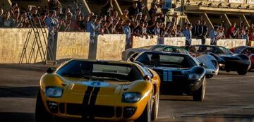 Liebeserklärung ans Auto: Le Mans 66