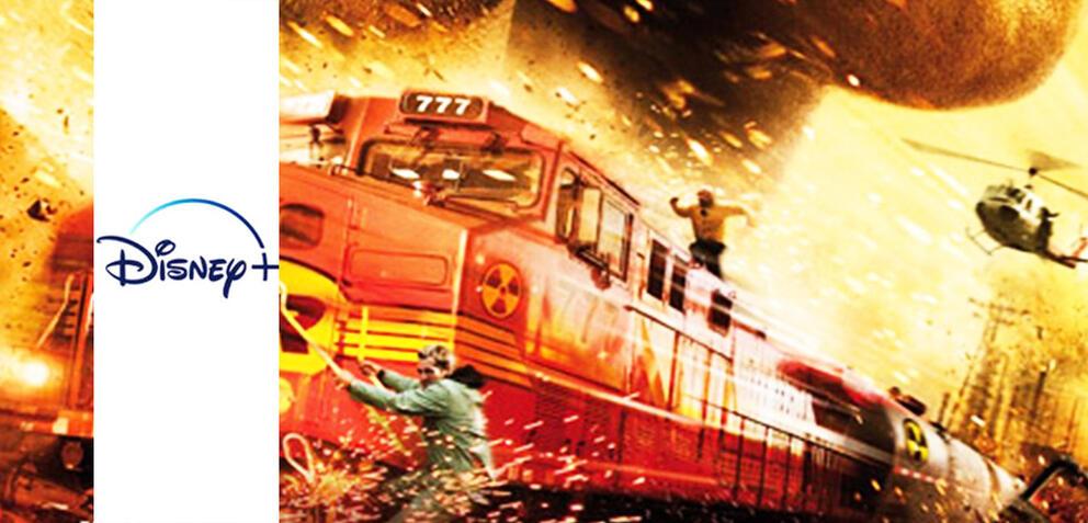 Bei Disney+: Ein explosives Action-Feuerwerk